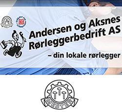 Andersen og Aksnes rørlegger overlot totalansvaret for drift og support av hele selskapets it-løsning til Astrofarm.