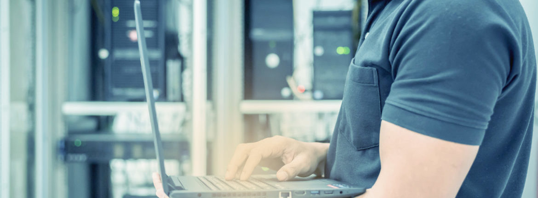 Vi tilbyr trygg og stabil drift av dine IT-tjenester